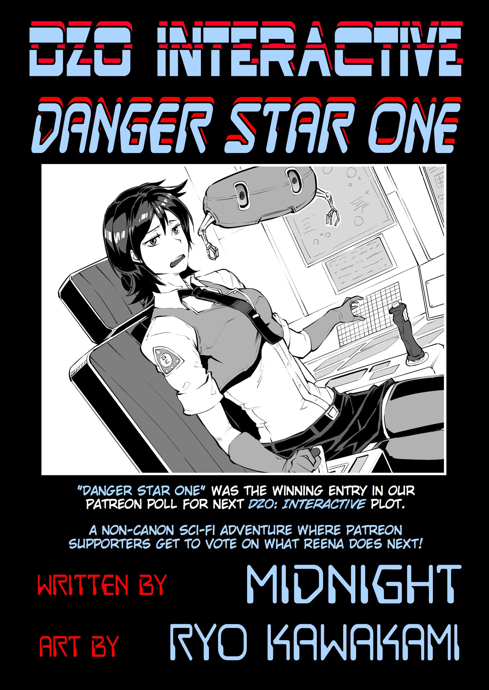 Danger Star One